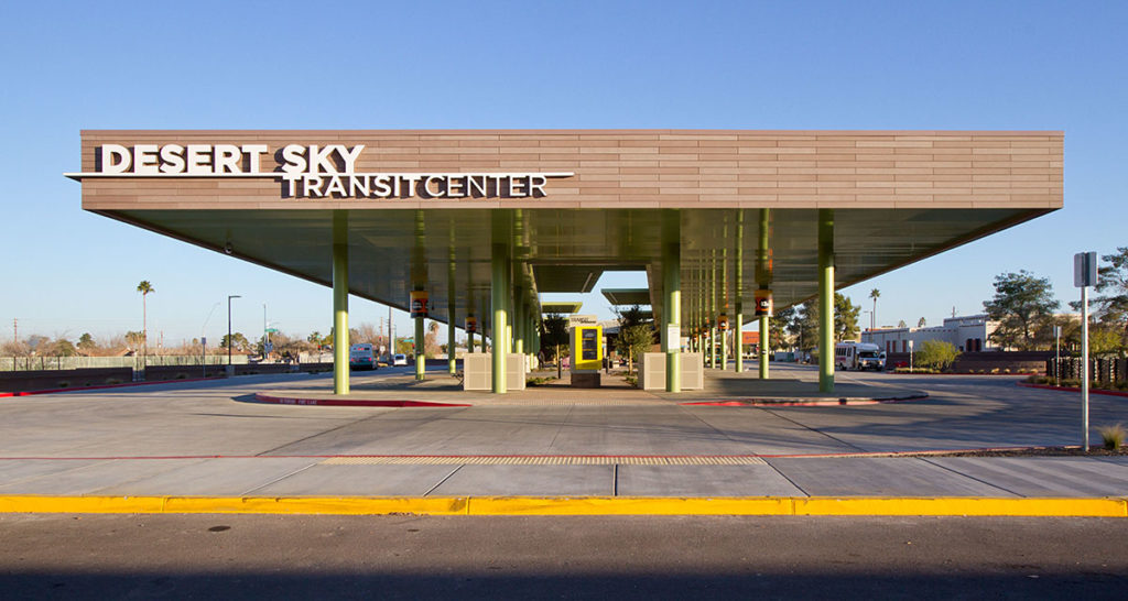 Desert Sky Transit Center Western Building Group
