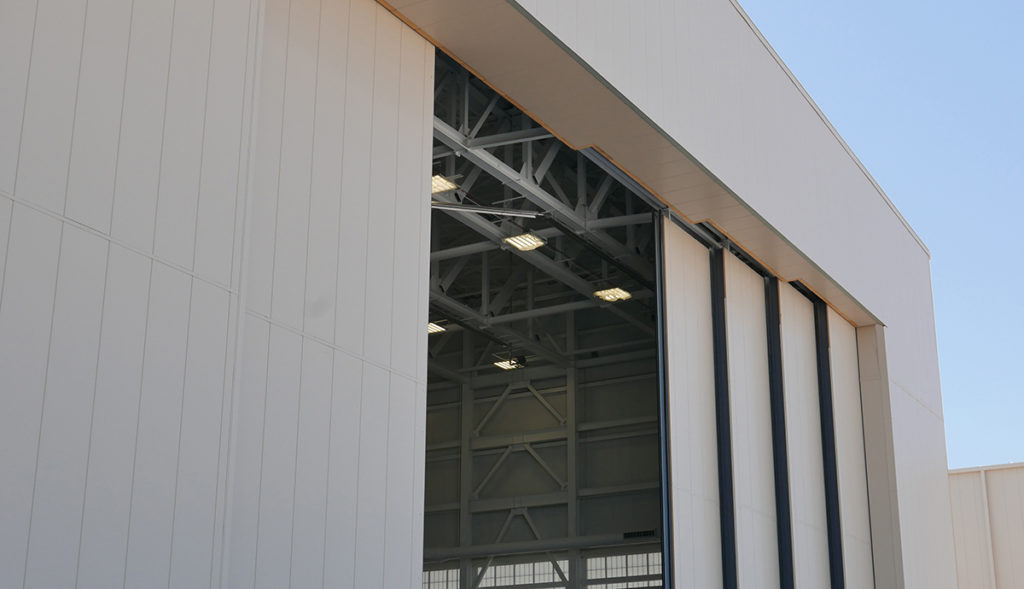 Kc 46a Hangar Mcconnell Afb Western Building Group